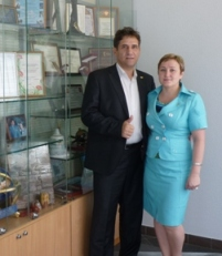 Олег и Светлана - партнеры компании VIsion